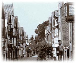 Dannenberg Einkaufsstraße