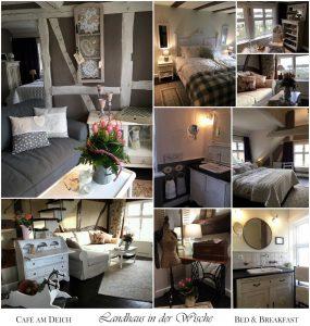 Die Landhaus Suiten im Überblick