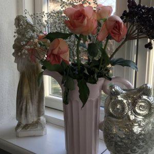 Rosen mit Deko