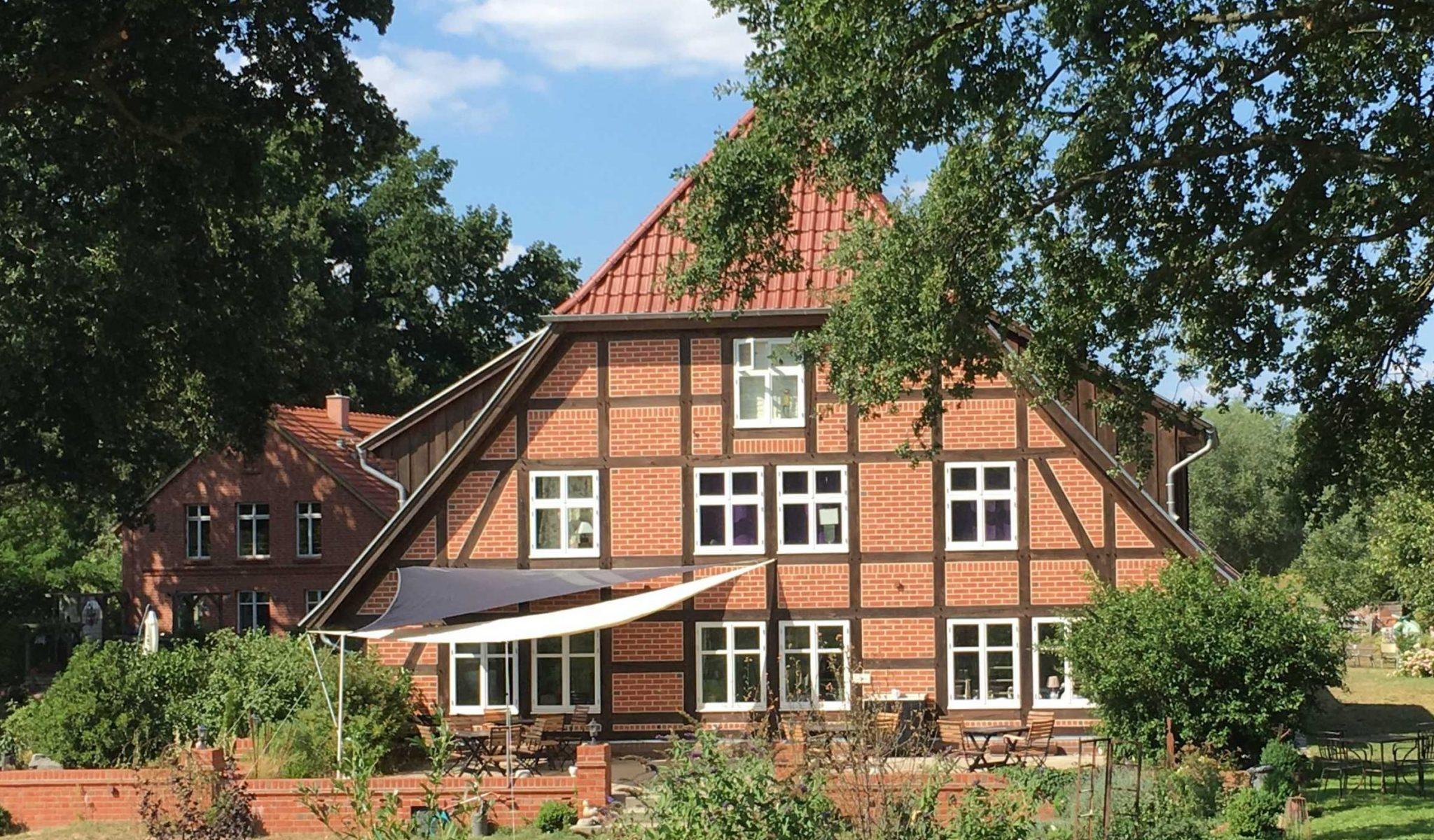 Landhaus in der Wische